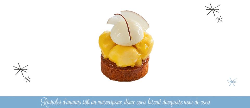 Tartelette-ananas