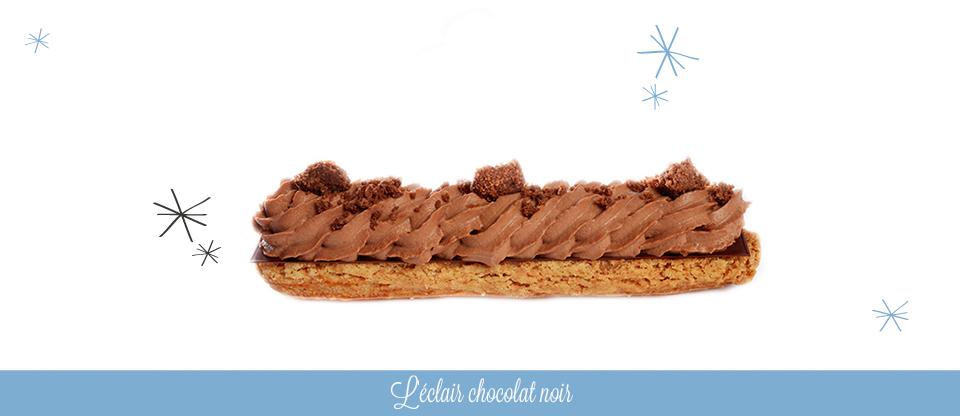 Eclair-chocolat-noir